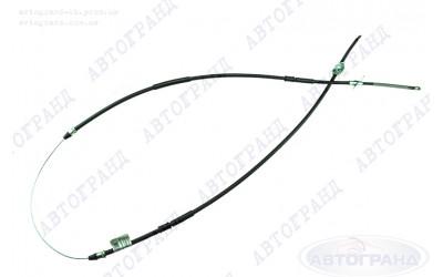 Трос привода ручного тормоза 2101-2107 (задний) ПТИМАШ