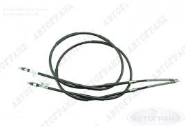 Трос привода ручного тормоза 2110-2112, 2170, 2171, 2172 (к-кт 2 шт) ПТИМАШ