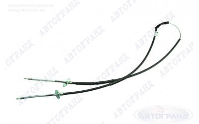 Трос привода ручного тормоза 2121-21214 задний ПТИМАШ
