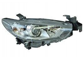 Фара Mazda 6 GJ 3 (2012-2015) галоген линзованная электрокорректор правая