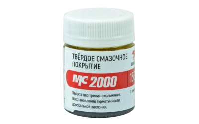 Твердое смазочное покрытие МС 2000, 20 г. флакон VMPAUTO