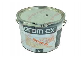 Смазка Литол 24 4 KG GROM