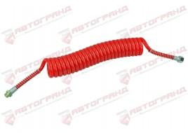 Шланг пневматический POLIURITAN M16x1.5MM(наружн) XM18x1.5MM ( внутр) красный 5M