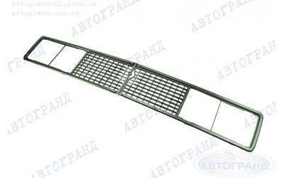 Решетка радиатора 2106 черная (к-кт 2 шт)