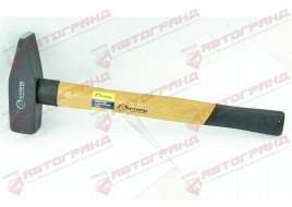 Молоток квадратный ручка дерево 1000G