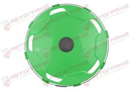 Колпак колесный пластик универсальный задний R22.5 зеленый