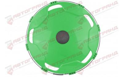 Ковпак колісний пластик універсальний задній R22.5 зелений