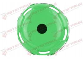 Ковпак колесный пластик универсальный передний R22.5 зеленый