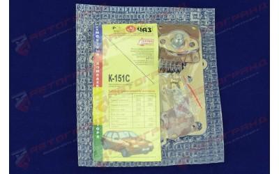 Ремкомплект карбюратора К-151С ГАЗ 3110, 3302, 2217 (пр-во ЧАЗ,Челябинск)