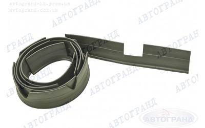 Уплотнитель переднего крыла УАЗ-469 (резина)