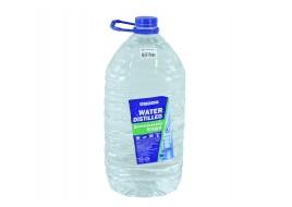 Вода дистиллированная 5 литров DONAT
