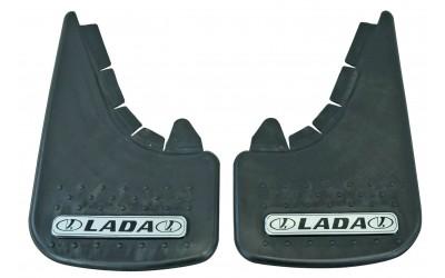 Брызговик универсальный (к-кт 2 шт) c надписью LADA