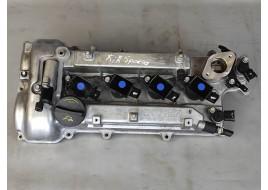 Крышка головки блока цилиндров Kia Sportage 4 GT Line 1.6 T-GDi металл оригинал б/у