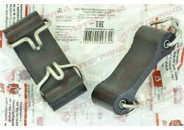 Ремкомплект резинки глушителя 2101-2107 (крючок к-кт 2 шт) БРТ