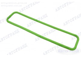 Прокладка клапанной крышки ГАЗ 53 (силикон) зеленый ПТП
