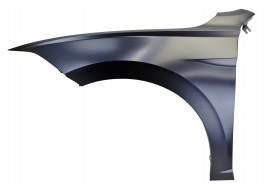 Крыло переднее Volkswagen Jetta 7 (2020-наше время) без повторителя левое Тайвань