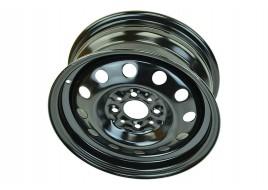 Диск колесный 2170 (R 14) (5.5j) (цвет черный) АвтоВАЗ