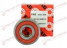 Подшипник генератора 2110-2112 со стороны ремня (большой) (17*47*14) FAG