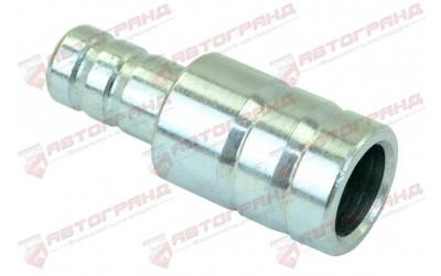 Переходник тосольный 16-10 мм (метал) ATIKER