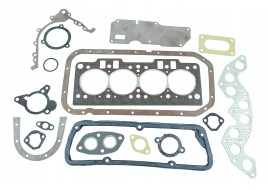 Комплект прокладок двигателя полный Славута 1103, Sens 1,3л коллектор металл Украина