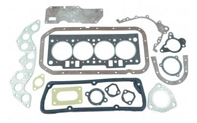 Комплект прокладок двигателя полный Lanos 1,4л коллектор металл Украина