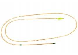 Трубка тормозная ГАЗ 3302, 3110, 24, 2410 (д.5)300 см (Медь)