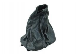 Чехол рычага КПП Lanos черный (кожа)