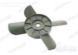 Крыльчатка радиатора 2101-2107, 2121 4-х лопастная черная (металлические втулки)