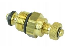 Вентиль мультиклапана запорный М14*1 в зборе (Tomasetto) ATIKER
