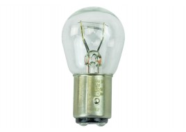 Лампа накаливания 12v P21/5W BAY15d двухконтактная OSRAM