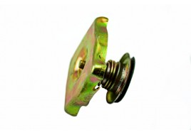 Крышка радиатора 2101-2107, 2121-21214, Москвич 2141 (металл) Самара