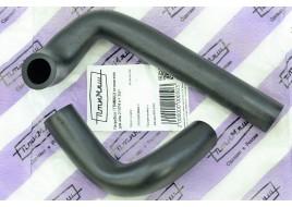 Патрубки системы отопителя 21074 (патрубки печки) (к-кт 2 шт) 40919 ПТИМАШ