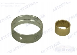 Втулка привода маслонасоса 2101-2107, 2121 ремонт (к-кт 2 шт сталлеаллюминий)
