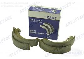 Колодки тормозные 2101-2107, 2121-21214, 2123 задние (к-кт 4 шт) ЗАРЗ