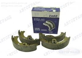 Колодки тормозные 2103 задние с экцентриком (к-кт 4 шт) ЗАРЗ