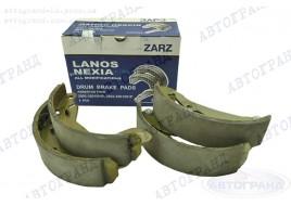 Колодки тормозные Lanos задние (к-кт 4 шт) ЗАРЗ