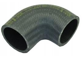 Патрубок маслянного радиатора, помпы ГАЗ 3302 (STEYR 560 дв) (Угловой)