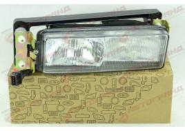Фара противотуманная с рамкой + 2 лампочки левая 95XF 1328860