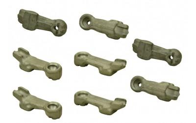 Рычаг привода клапанов 2101-2107, 2121-21214 (рокера) (к-кт 8 шт)