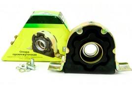 Опора карданного вала ГАЗ 3302, 2705 новый образец с подшипником в сборе (подвесной) ТРИД