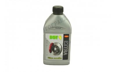 Тормозная жидкость EXTRA DOT 4 (0,4 л) Украина