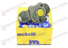 Цилиндр колёсный заднего тормоза Lanos Metelli