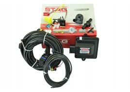 Электроника STAG GoFAST-200-4 цилиндра (PS-04,проводка,кнопка,без ДТР)