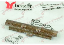 Втулка рычага суппорта KR60025R CKSK15 K0019 (пр-во BENEFIT)