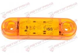 Фонарь гирлянды желтый диод LED на 9 диодов