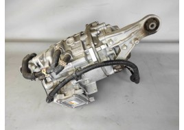 Электродвигатель с редуктором Mitsubisi Outlander 3 PHEV 2.4 G задний (2013-нв) оригинал б/у