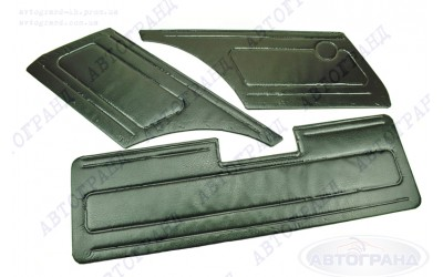 Обивка багажника 2104 (кожа) (к-кт 3 шт)