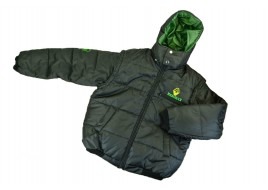 Куртка жилет с капюшоном RVI XL (новая, черная)
