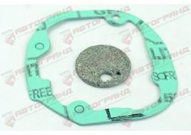 Испаритель горелки Webasto комплект с прокладкой AT2000 1302799A (таблетка сетка 2 отверстия) 132292