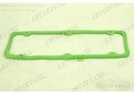 Прокладка клапанной крышки ГАЗ 3302 (ЗМЗ 402 дв) (зеленый) силикон ПТП